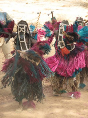 mali dancers