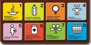 millenium development goals image