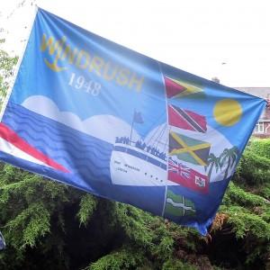 windrush flag raising 22 06 21 enhanced